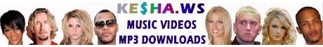 Kesha free mp3 downloads and youtube music videos